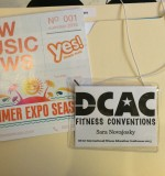 DCAC Fitness Convention Overview & Recap of Day 1
