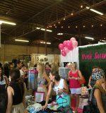 Weekend Recap: Eats, Pink Social Pop-Up Shop, and Panthers Game!