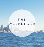 The Weekender 10/27
