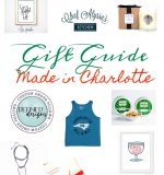 Holiday Gift Guide: Made in Charlotte